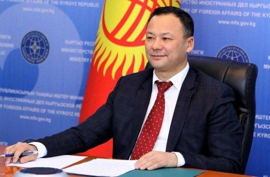 Министры иностранных дел Киргизии и Кувейта подтвердили готовность к продолжению сотрудничества