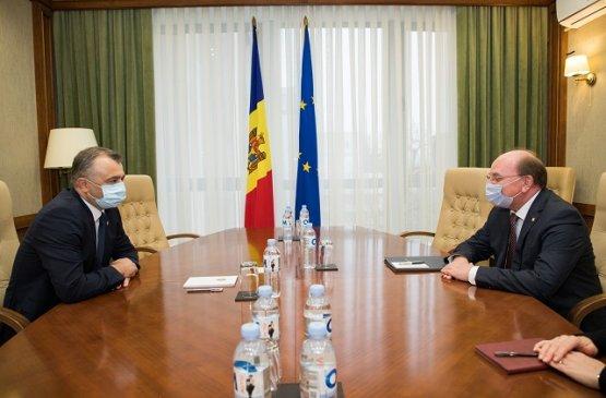 Представители Молдовы и России рассмотрели возможности дальнейшего расширения двусторонних отношений