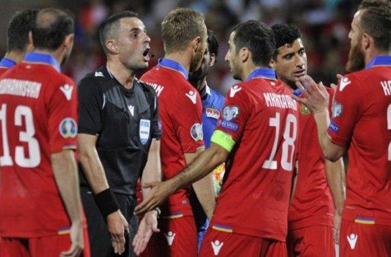 УЕФА разрешил Армении и Азербайджану проводить матчи под его эгидой