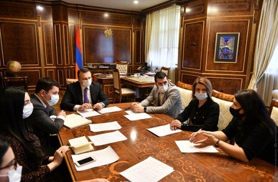Президент Армении поможет решить вопрос с жильём 170 гадрутцам