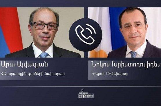 Армения и Кипр высоко оценили двусторонние отношения между странами в различных форматах