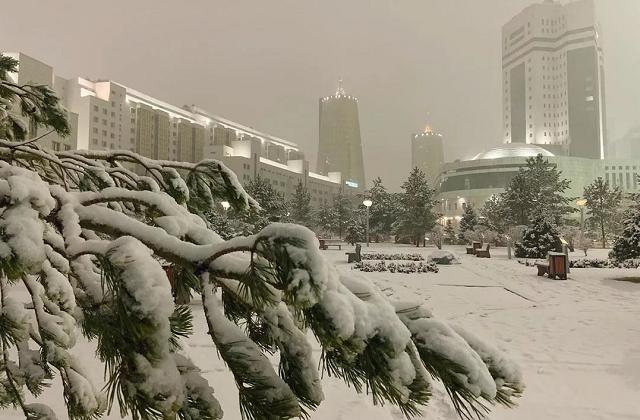 В Казахстане наступает аномальное похолодание