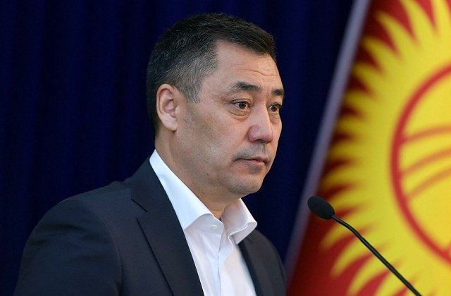 Казахстанский лидер поздравил вновь избранного президента Кыргызстана с победой на выборах