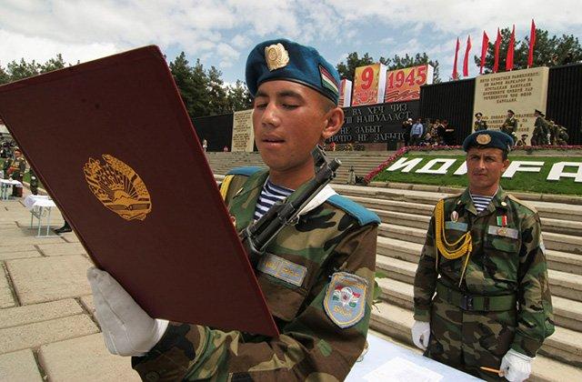 В Таджикистане введут новый порядок военной службы в составе резерва