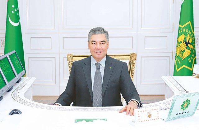 Президенту Туркменистана доложили о планах по вакцинации зарубежных спортсменов