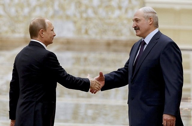 Лукашенко и Путин обсудили совместную актуальную повестку
