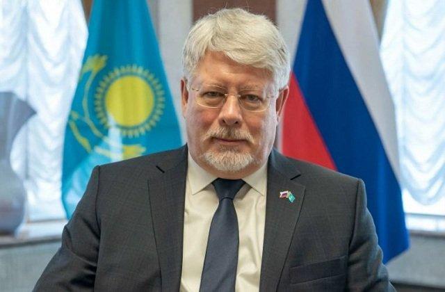 Посол России в Казахстане удостоен высокой государственной награды