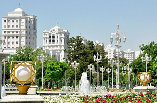 В Туркменистане проведены масштабные работы по сохранению окружающей среды