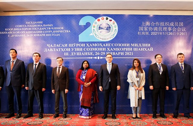 В столице Республики Таджикистан прошло заседание СНК ШОС