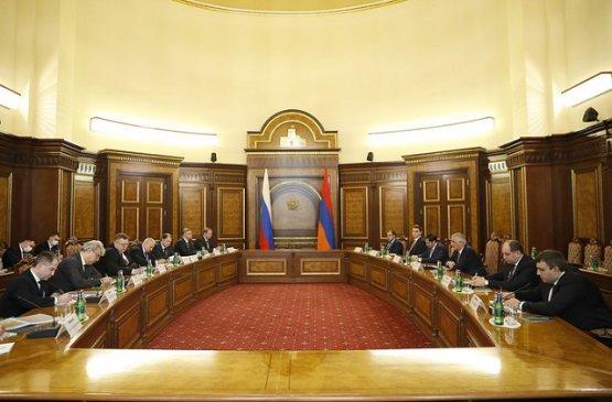 В Ереване вице-премьеры России и Армении обсудили перспективы углубления партнёрства между странами