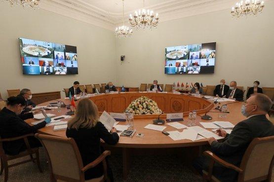 Состоится первое в этом году заседание Комиссии по экономическим вопросам СНГ