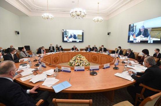 Состоялось первое в 2021 году заседание Комиссии по экономическим вопросам