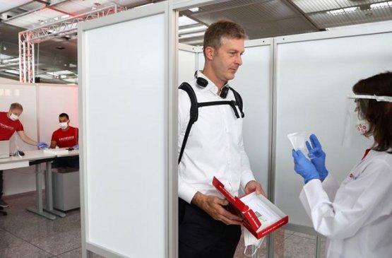 Прибывающим в Киргизию гражданам с 23 января будет обязательным наличие ПЦР-теста