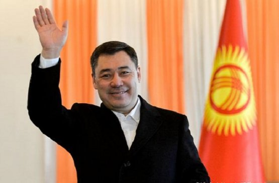 Новый глава Киргизии отказался от кортежа и банкета и пожелал провести скромную инаугурацию