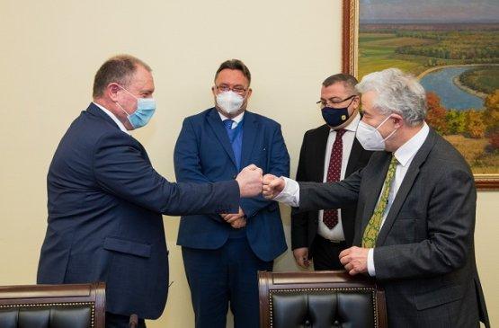 И.о. премьера Молдовы обсудил со спецпредставителем ОБСЕ урегулирование приднестровского конфликта