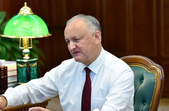 Экс-президент Молдовы рассказал о возможных сценариях развития политической обстановки в стране