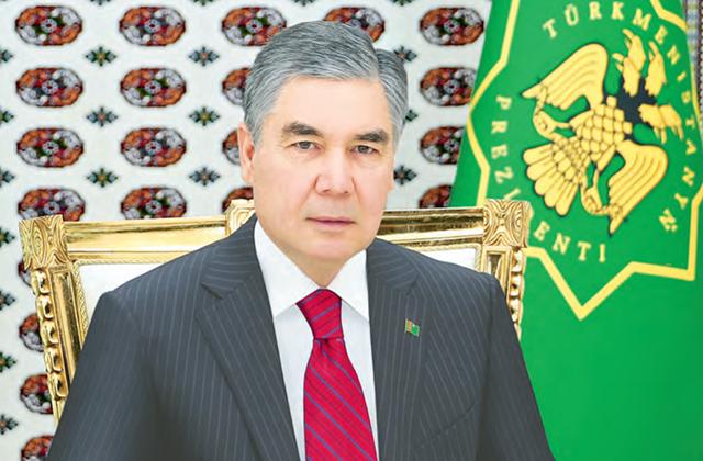 Бердымухамедов поручил укрепить здоровье туркменских граждан