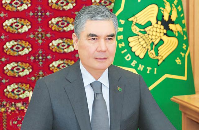 В Туркменистане учредили знак отличия для сотрудников дипслужбы