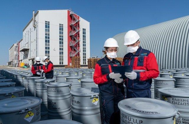 Казахстан лидирует на мировом рынке по производству и продаже урана