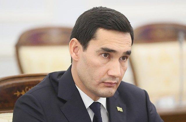 Президент Туркменистана назначил Сердара Бердымухамедова вице-премьером