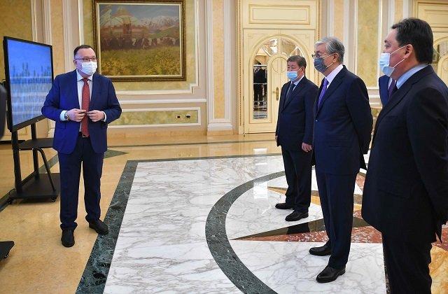 Казахстан твёрдо следует курсом разгосударствления экономики
