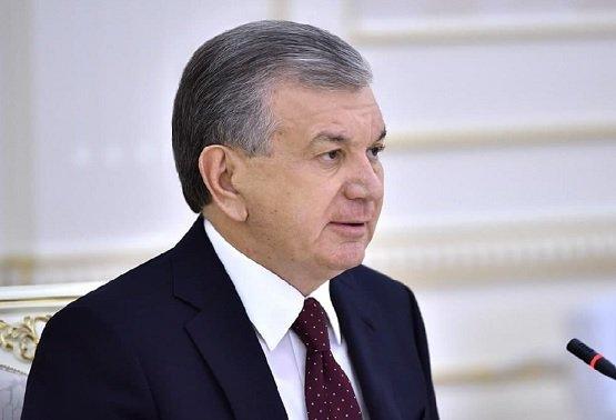 Мирзиёев закрепил законодательно перенос даты выборов президента Узбекистана