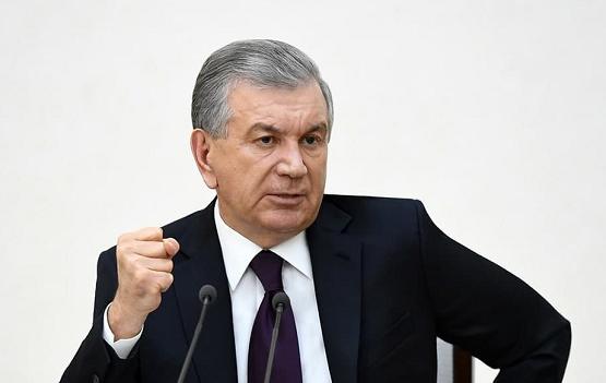 Президент Узбекистана выразил недовольство работой МВД