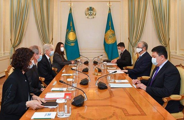 Концерн «Total» предпочитает развивать новые технологии в Казахстане