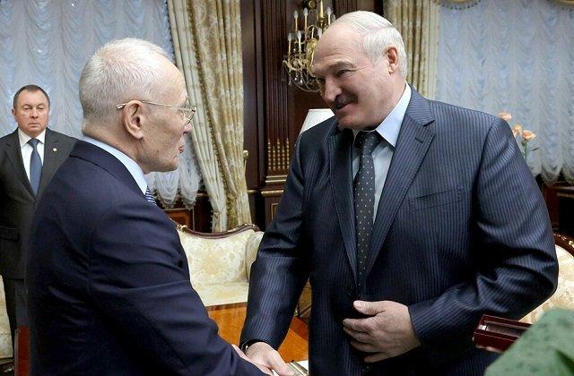 Президент Белоруссии встретился с госсекретарём Союзного государства