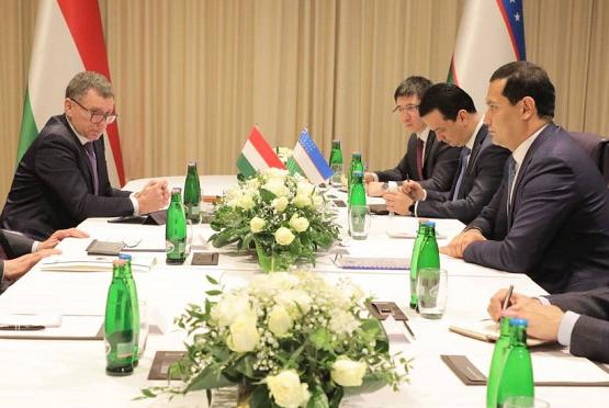 Венгрия окажет поддержку Узбекистану при вступлении в ВТО