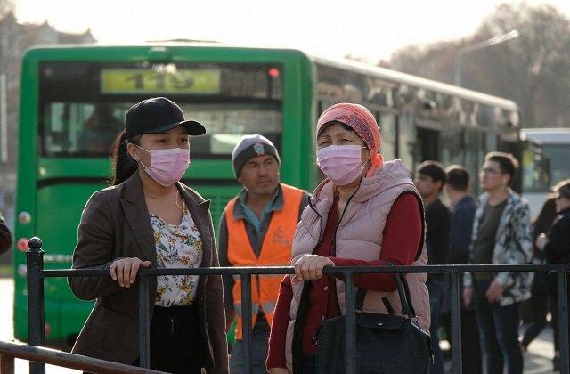 Регионы Казахстана вышли из «красной» зоны по темпам заболеваемости коронавирусом