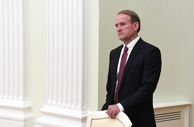 США поддержали санкции Украины против Медведчука