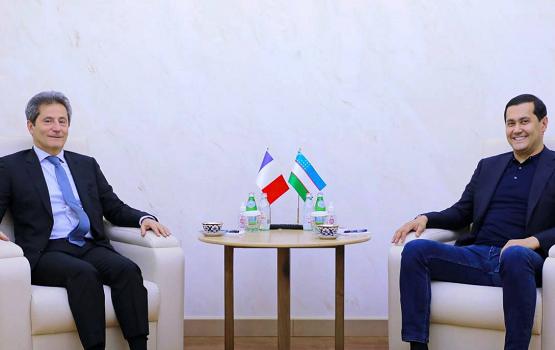 Ташкент получит 145 миллионов евро на модернизацию водоснабжения