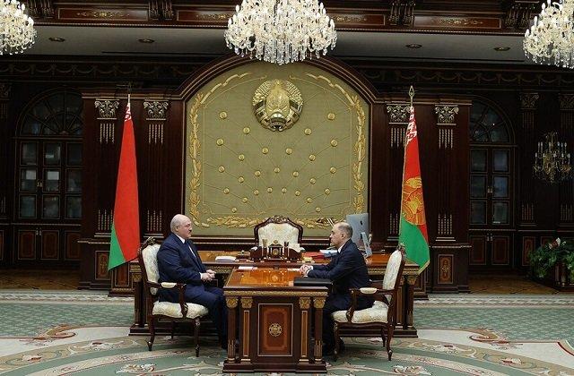 Президент Белоруссии обсудил актуальные проблемы безопасности страны
