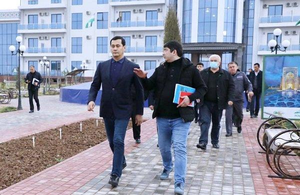 Власти Узбекистана простимулируют экономическое развитие Сурхандарьинской области