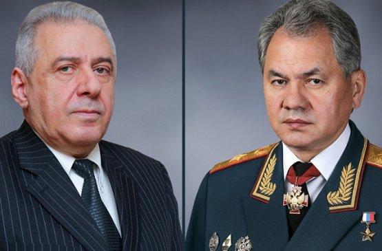 Главы оборонных ведомств Армении и России обсудили итоги штабных переговоров по военному партнёрству