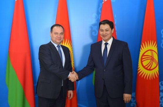 Глава правительства Киргизии обсудил с премьерами других стран широкий спектр сотрудничества