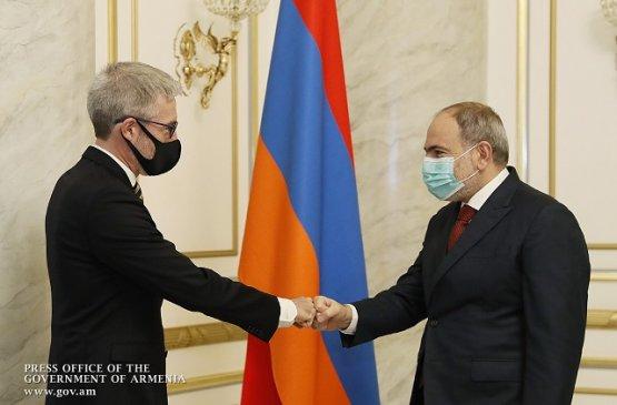 Швеция подчеркнула готовность к расширению отношений с Арменией