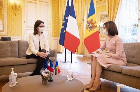 Франция готова помочь Молдове в преобразовании и модернизации государственной службы