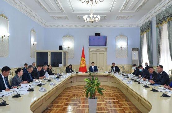 Власти Киргизии планируют за 5 лет обеспечить жильём 7500 семей