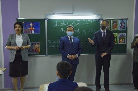 Преподаватели из Америки примут участие в обучении молодёжи Узбекистана