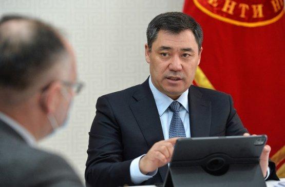 Президент Киргизии обсудил меры по обеспечению бесперебойного электроснабжения