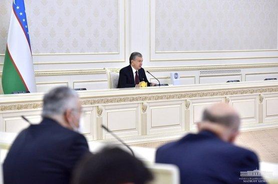 Президент Узбекистана поручил ускорить процесс вакцинации населения