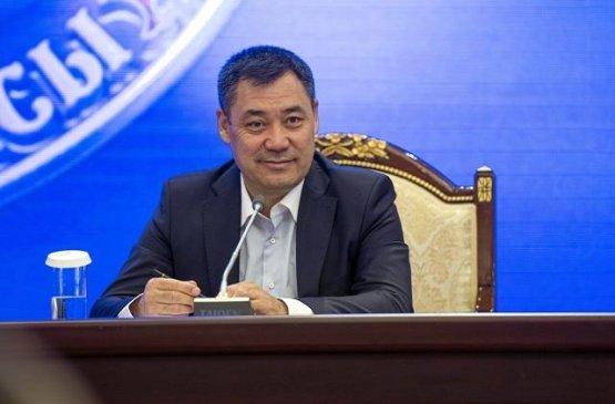 Президент Киргизии перешёл на удалённый режим работы