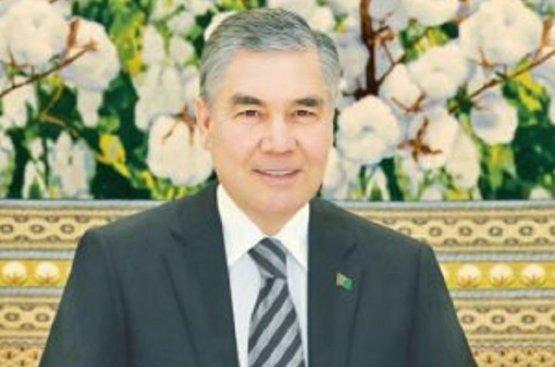 Гурбангулы Бердымухамедов сообщил о строительстве парка «Ташкент» в Ашхабаде