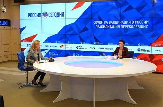 Российские вакцины будут исследованы на эффективность и безопасность для детей