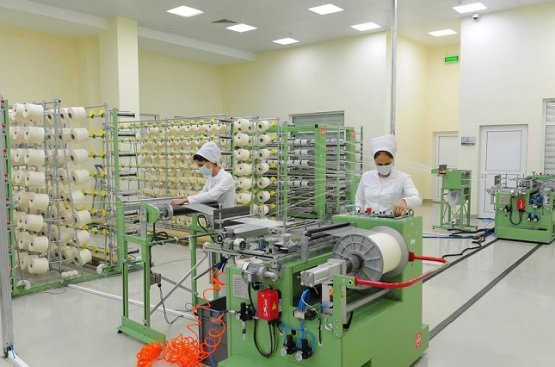 Туркменистан планирует реализовать два крупных текстильных проекта