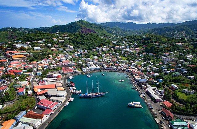 Украинцы с 1 марта смогут без визы путешествовать в Гренаду