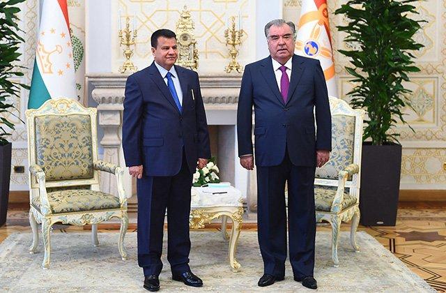 Президент Таджикистана и глава парламента Афганистана обсудили проблемы региона
