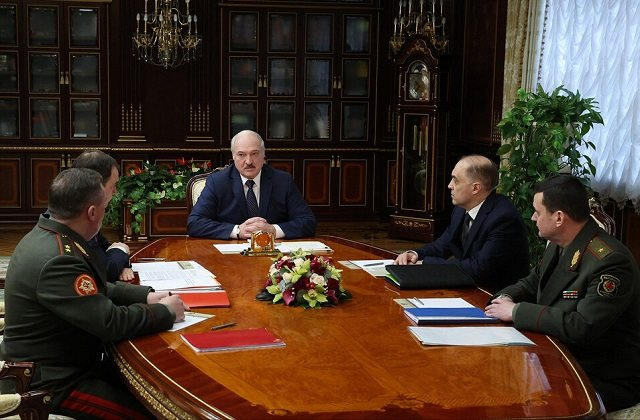 Президент Белоруссии прокомментировал некоторые аспекты недавней встречи с лидером РФ